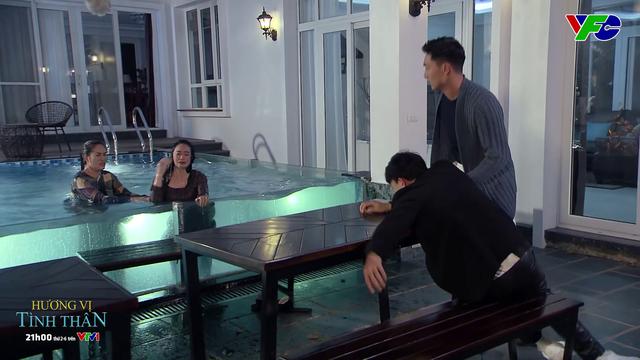 Hương vị tình thân - Tập 44: Mẹ đòi tự tử và cách xử trí bất ngờ của Long - ảnh 3
