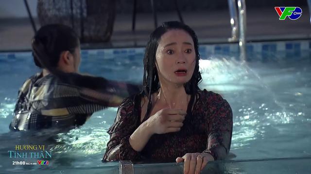 Hương vị tình thân - Tập 44: Mẹ đòi tự tử và cách xử trí bất ngờ của Long - ảnh 4