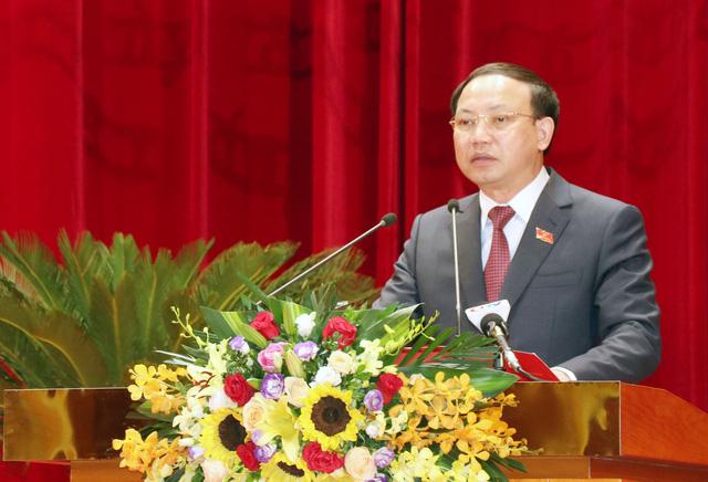 Chủ tịch HĐND tỉnh và Chủ tịch UBND tỉnh Quảng Ninh tái đắc cử - Ảnh 3.