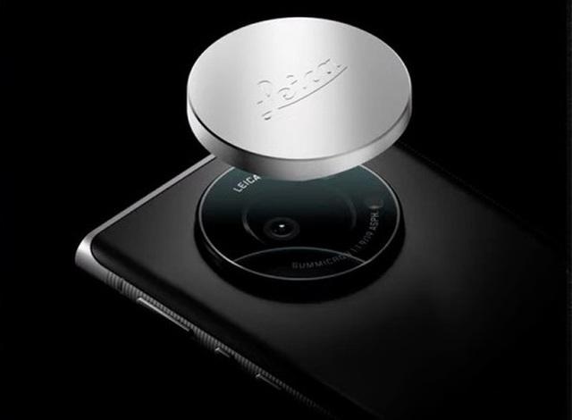 Hãng máy ảnh Leica bất ngờ ra mắt smartphone, giá cực chát - Ảnh 1.