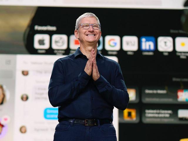 Tim Cook: Phần mềm độc hại trên Android nhiều gấp 47 lần iOS - Ảnh 1.