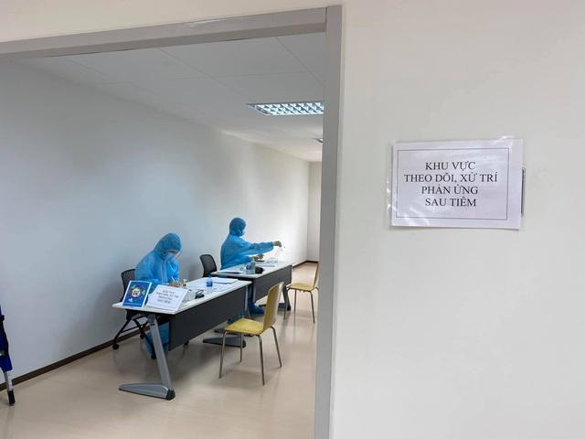 Khởi động chiến dịch tiêm chủng 836.000 liều vaccine tại TP. Hồ Chí Minh - Ảnh 6.