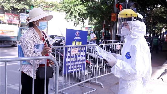 Bệnh viện K cơ sở Tân Triều khám chữa bệnh trở lại - Ảnh 1.
