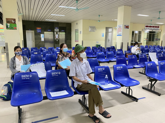 Bệnh viện K cơ sở Tân Triều khám chữa bệnh trở lại - Ảnh 3.