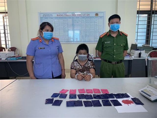 Liên tiếp bắt quả tang hai vụ lớn về ma túy tại Sơn La - Ảnh 1.
