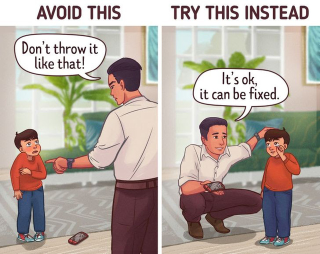 10 sai lầm khi nuôi dạy trẻ mà hầu hết người lớn đều gặp phải - Ảnh 1.