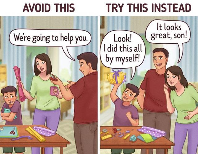 10 sai lầm khi nuôi dạy trẻ mà hầu hết người lớn đều gặp phải - Ảnh 6.