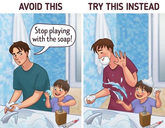 10 sai lầm khi nuôi dạy trẻ mà hầu hết người lớn đều gặp phải - Ảnh 8.