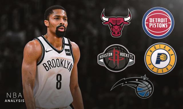 Spencer Dinwiddie từ chối gia hạn hợp đồng với Brooklyn Nets - Ảnh 1.