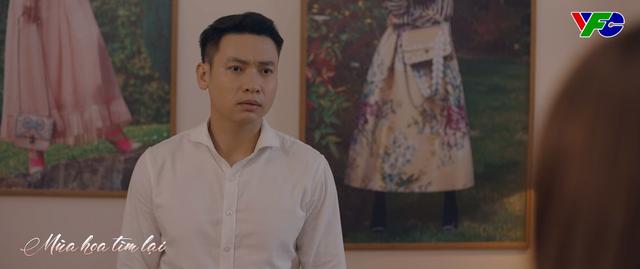 Mùa hoa tìm lại - Tập 13: Biết quá khứ đẻ thuê, Việt không muốn chấp nhận nhưng Đồng lại cảm thương Lệ - ảnh 18