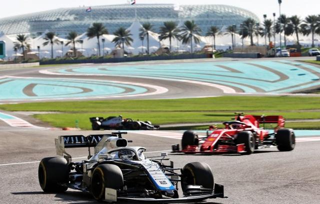 GP Abu Dhabi sẽ thay đổi kết cầu đường đua - Ảnh 1.