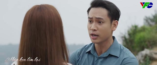 Mùa hoa tìm lại - Tập 14: Việt giận dữ trách móc, nghi ngờ Lệ - ảnh 3
