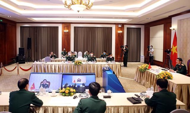 Việt Nam dự Hội nghị trực tuyến An ninh quốc tế Moscow lần thứ 9 - Ảnh 1.