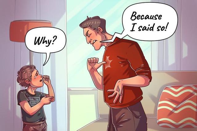 Cách giáo dục của bố mẹ ảnh hưởng đến con trẻ như thế nào? - Ảnh 1.