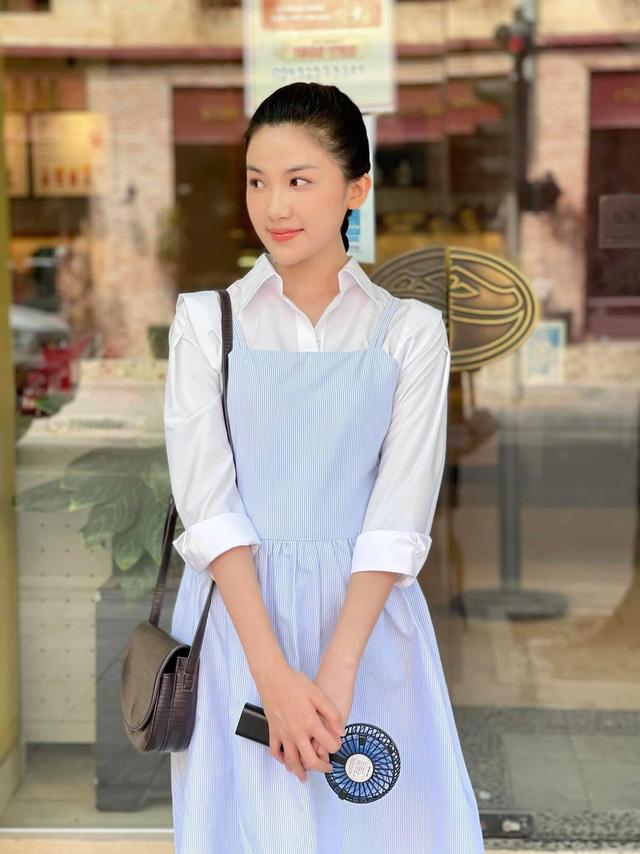 Diễn viên Việt tuần qua: Thu Quỳnh khoe ảnh hạnh phúc bên Anh Vũ, Bản Hân chúc mừng sinh nhật Quang Anh - Ảnh 7.