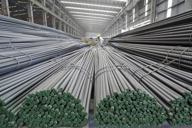 Đề nghị hạn chế xuất khẩu để hạ giá thép - Ảnh 1.