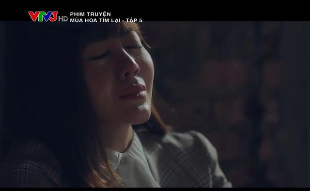 Thanh Hương khiến khán giả khóc theo vì cảnh say xuất thần trong Mùa hoa tìm lại - ảnh 6