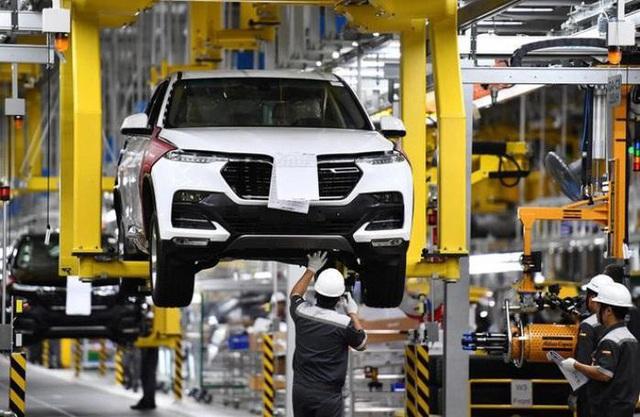 Gỡ 2 điểm nghẽn để ngành công nghiệp ô tô phát triển bền vững - Ảnh 1.