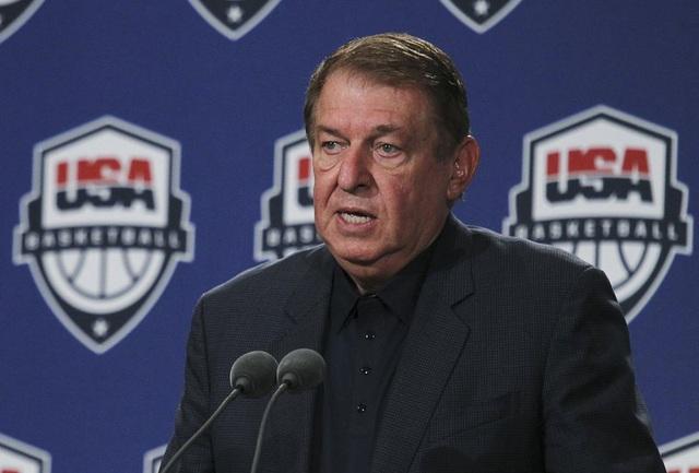 Lãnh đội bóng rổ Mỹ bảo vệ quyết định gọi Kevin Love - Ảnh 1.