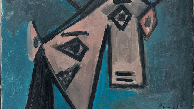 Tác phẩm của Picasso và Mondrian được tìm thấy sau gần một thập kỷ bị mất cắp - Ảnh 1.