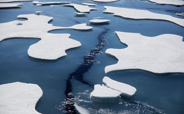 Một số khu vực ở Bắc Cực sẽ không còn băng vào năm 2040 - ảnh 1