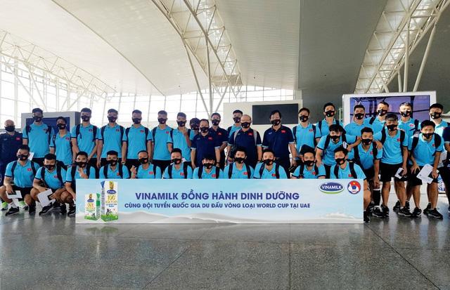 Vinamilk đồng hành cùng đội tuyển quốc gia tại vòng loại World Cup 2022 - Ảnh 3.