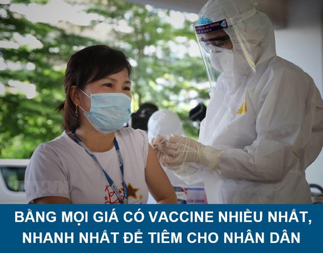 THTT: Lễ ra mắt Quỹ Vaccine phòng COVID-19 (20h10, 5/6) - ảnh 1