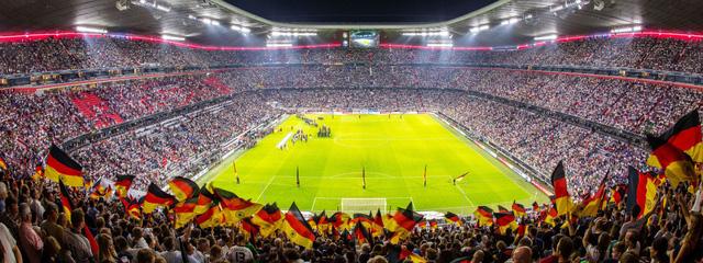 EURO 2020: Allianz Arena sẽ đón khoảng 14.000 CĐV đến sân - Ảnh 1.