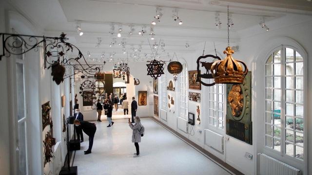 """Bảo tàng được ví như """"kho báu ngầm"""" ở Paris (Pháp) mở cửa trở lại - ảnh 1"""