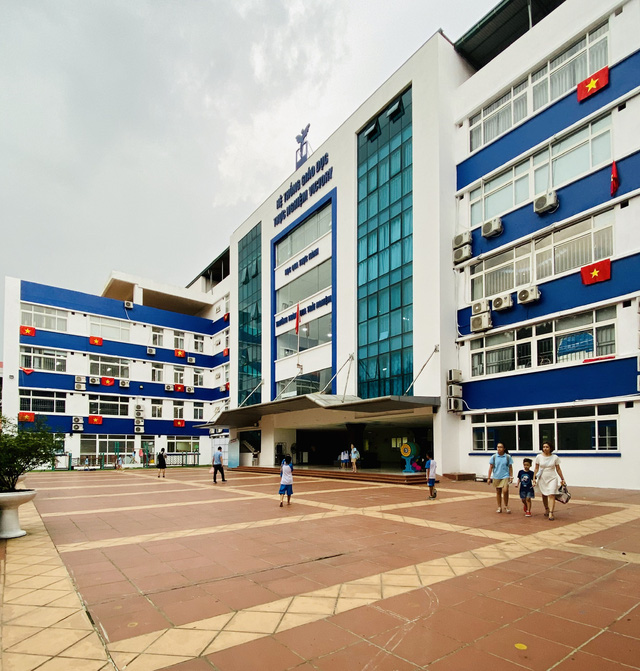 Trường THCS đầu tiên tại Việt Nam cấp học bổng, hỗ trợ tài chính theo mô hình Harvard - Ảnh 3.