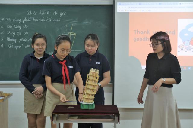 Trường THCS đầu tiên tại Việt Nam cấp học bổng, hỗ trợ tài chính theo mô hình Harvard - Ảnh 2.
