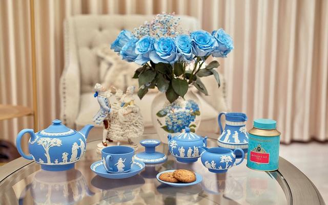 Những bữa tiệc trà phong cách quý tộc nhìn là mê của BTV Diệp Chi - Ảnh 7.