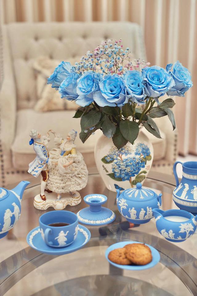 Những bữa tiệc trà phong cách quý tộc nhìn là mê của BTV Diệp Chi - Ảnh 8.