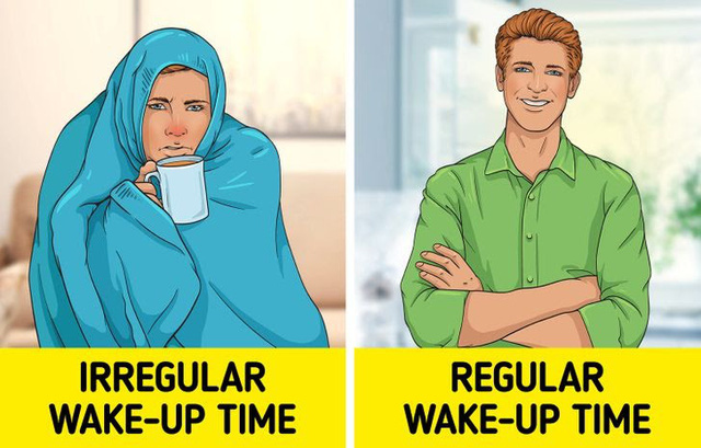 Thức dậy đúng giờ giúp tăng khả năng miễn dịch - Ảnh 1.
