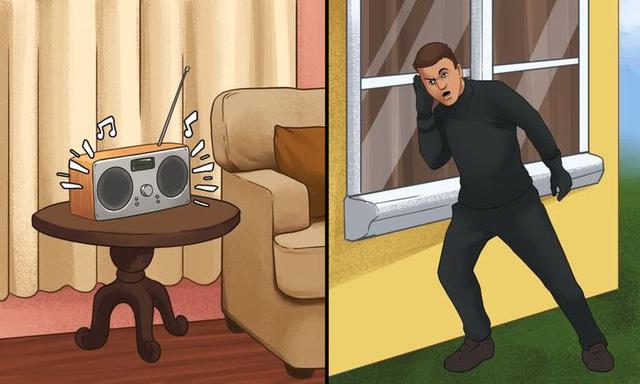 """10 bí quyết khiến kẻ trộm phải """"tránh xa"""" nhà của bạn - ảnh 2"""