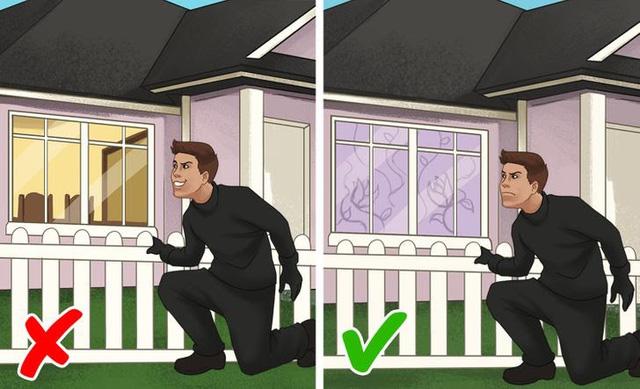 """10 bí quyết khiến kẻ trộm phải """"tránh xa"""" nhà của bạn - ảnh 5"""