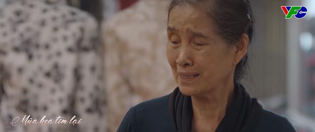 Mùa hoa tìm lại - Tập 7: Thương cháu trai, bà nội nặng lời mắng Lệ máu lạnh - ảnh 3