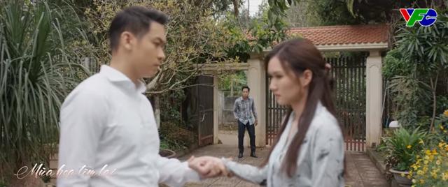 Mùa hoa tìm lại - Tập 7: Nghĩ vợ vụng trộm, Hoàn (Mạnh Hưng) lao vào đánh ghen - ảnh 3