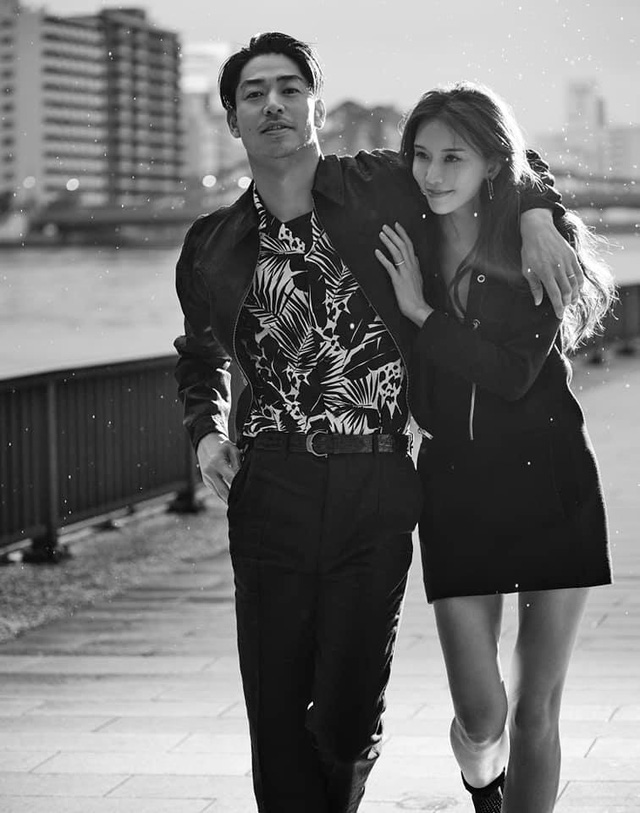 Lâm Chí Linh tung bộ ảnh ấn tượng với chồng mừng 2 năm ngày cưới - Ảnh 2.