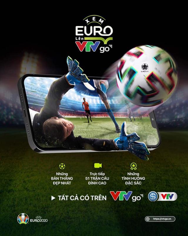 Phát triển nội dung thể thao trên nền tảng VTV Go - Ảnh 1.
