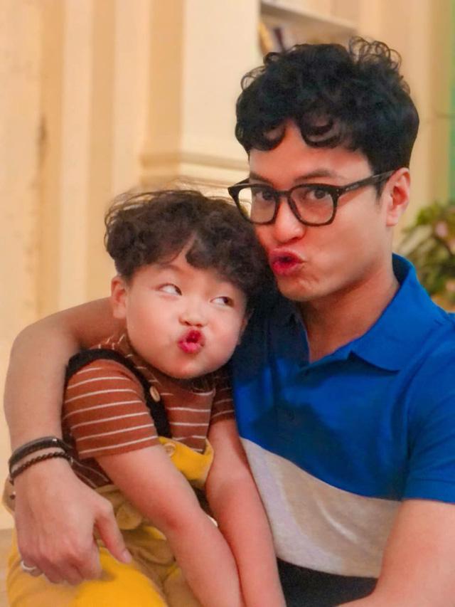 Hồng Đăng ôm Lan Phương trong phim mới, Việt Anh xúi hôn đàng hoàng vào - Ảnh 3.