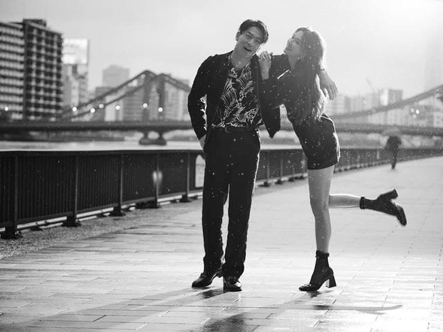 Lâm Chí Linh tung bộ ảnh ấn tượng với chồng mừng 2 năm ngày cưới - Ảnh 6.