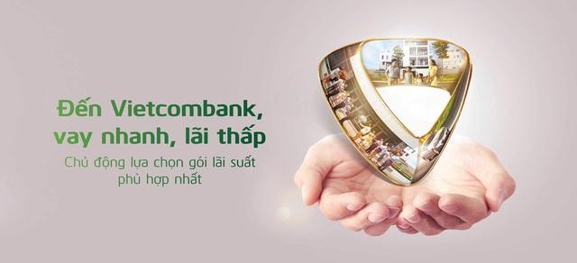 Dễ dàng vay vốn ngân hàng với các chương trình lãi suất ưu đãi - Ảnh 2.