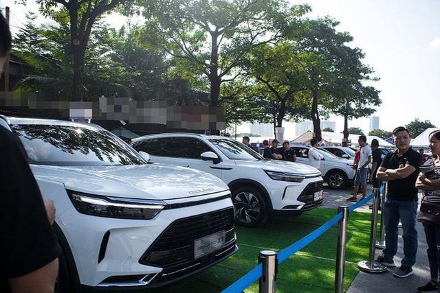 Ô tô Trung Quốc đổ bộ vào ASEAN, thị trường Việt Nam có thể gay gắt nhất - Ảnh 3.