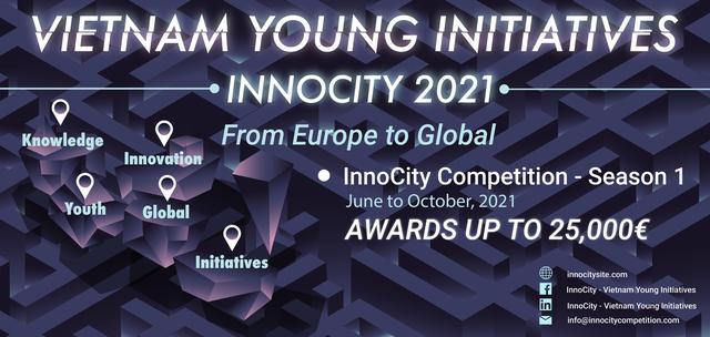 InnoCity 2021 - sân chơi đổi mới sáng tạo dành cho giới trẻ Việt Nam - ảnh 1
