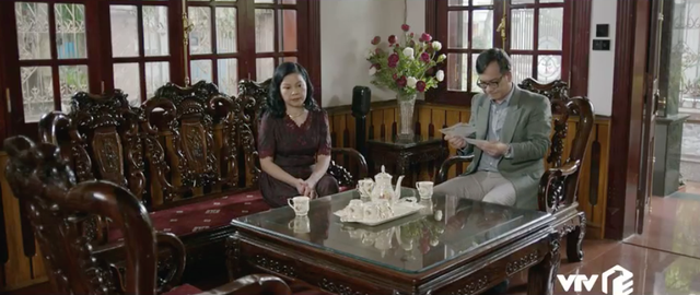 Mùa hoa tìm lại - Tập 7: Mất chức trong phút mốt, Hoàn (Mạnh Hưng) cả gan đánh Tuyết (Hương Giang), chửi bố vợ lừa đảo - Ảnh 13.