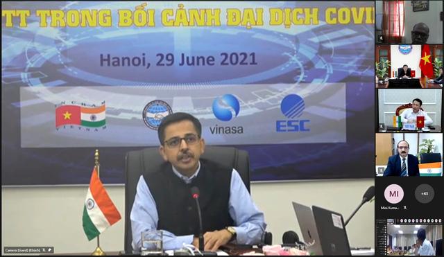 Hợp tác công nghệ thông tin và truyền thông giữa Việt Nam và Ấn Độ trong bối cảnh COVID-19 - Ảnh 2.