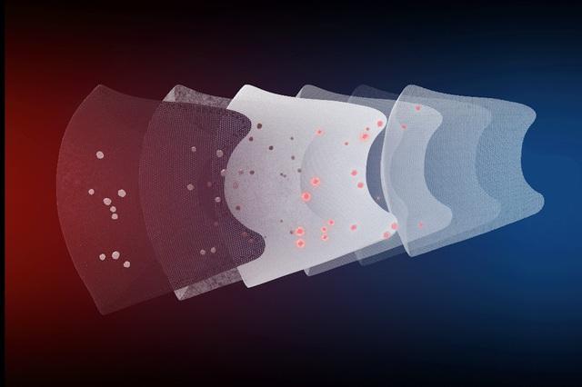 Khẩu trang ứng dụng công nghệ nano lọc 99% bụi siêu mịn - Ảnh 3.