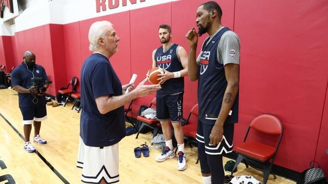 Kevin Durant & vai trò quan trọng tại ĐT bóng rổ Mỹ - Ảnh 1.