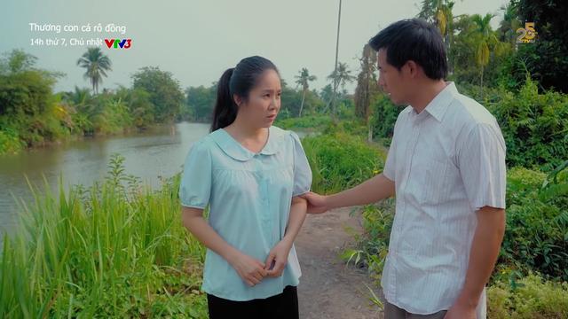 Thương con cá rô đồng - Tập 20: Thương đồng ý đẻ mướn cho vợ chồng ông Lưu? - ảnh 4